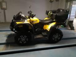Stels ATV 600, 2016