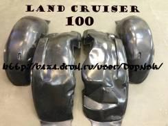 Подкрылки увеличенные Land Cruiser 100/105/ Lexus LX 470 / Cygnus
