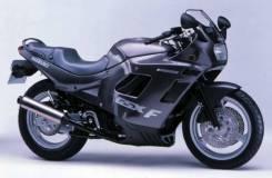 Suzuki GSX 400F, 1990