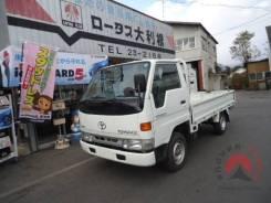 Toyota ToyoAce. Toyota Toyoace бортовой, двигатель 3L, рама LY161 4ВД, 2 800куб. см., 1 500кг., 4x4. Под заказ