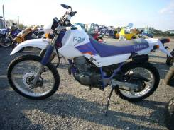 Yamaha Serow 225 в разбор