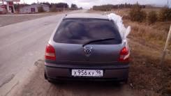 Крышка багажника Volkswagen Pointer