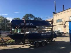 Продам цельносварные алюминиевые лодки Барракуда 55 новые