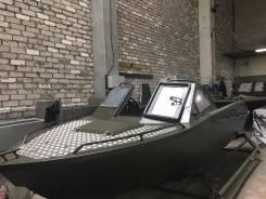 Продам алюминиевые лодки Север 4800 новые (производство Владивосток)