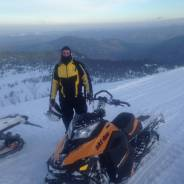 BRP Ski-Doo Summit SP 800 H.O. E-TEC 154, 2014