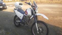 Yamaha TT-R 250, 2001