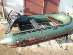 Продам лодку пвх Akila с мотором