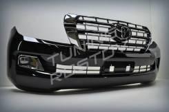 Рестайлинг Land Cruiser 200 07-15г. стиль 2019~