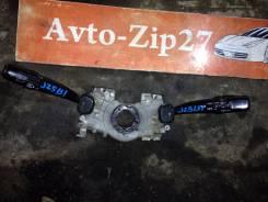 Блок под рулевых переключателей левый на Toyota Crown JZS151