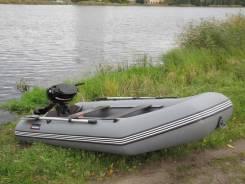 Продам Лодку Хантер 320 ЛК серая