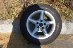 "Новая шина Michelin. 6.5x15"" 5x108.00 ET45"