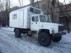 ГАЗ-33081, 2017
