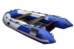 Лодка ПВХ Стелс 375 оф. дилер Мототека