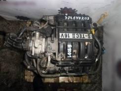 Двигатель (B10D1) Chevrolet Spark (Спарк)