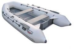 Лодка ПВХ Кайман N-400 оф. дилер Мототека
