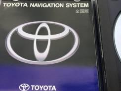 Загрузочный Диск DVD Автомагнитола Toyota, Fujitsu Ten ND3T-W51-W60