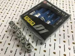 Гайки D1 Spec M12-1.5 (20 штук) Серебро (vt-001016)