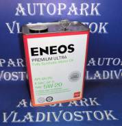 Eneos Premium Ultra. 5W-20, синтетическое, 4,00л.