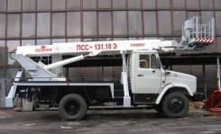 Услуги автовышки телескопическая 18м