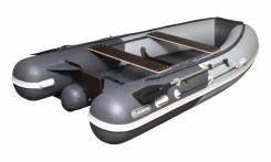 Лодка ПВХ SibRiver Абакан-380 JET Light