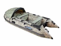 Лодка ПВХ Gladiator C 400 AL CAMO оф. дилер Мототека