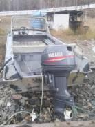 Срочно продам моторную лодку Казанка 5 м 2 с Yamaha 40 Северобайкальск