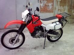 Honda XR 650L, 2008