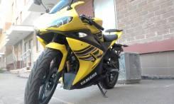 Yamaha YZF R250, 2012