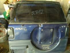 Накладка на 5-ю дверь Toyota RAV-4 SXA10