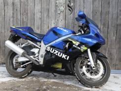 Suzuki GSX-R 600, 2001