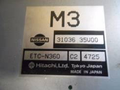 Блок управления автоматом Nissan Cefiro PA32 VQ25DE
