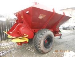 Машина для внесения минеральных удобрений МВУ-6