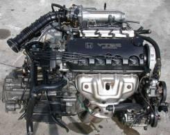 Двигатель в сборе. Honda Integra ZC