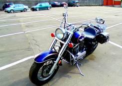 Kawasaki VN Vulcan 800 Classic, 2002
