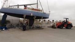 Продам парусную яхту Takai 39. Длина 11,50м., 1988 год год