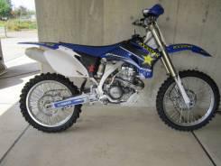 Yamaha YZ 250, 2009