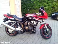 Yamaha FZ 6, 2001
