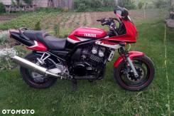 Yamaha FZ 6, 2002