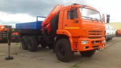 Автомобиль КАМАЗ 43118 КМУ Palfinger PK 23500, 2020