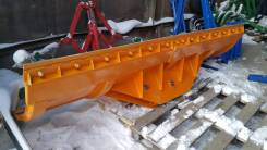 Отвал МТЗ 2,5м гидравлический подьем и поворот