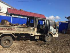 Продаётся грузовик Kia Bongo Frontier