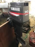 Лодочный мотор Yamaha 30 , 6J8, из Японии,2-х тактный,