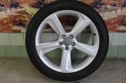 Продам новый комплект колес на audi S Q5 255/45/20