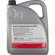 Масло ATF 5л. VAG, BMW, Mercedes-Benz 236.11, VW LT71141, FEBI-29738