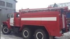 Урал 5557. Продам Пожарный автомобиль АЦ 40-002 2000г. в., 11 150куб. см.