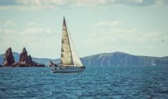"Продам яхту ""Селена"". Длина 12,37м., 1979 год год"