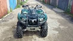 Yamaha Grizzly 700, 2007