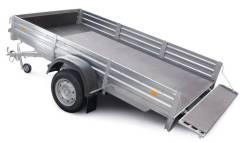 МЗСА 817705.012 Прицеп для перевозки стройматериалов и мототехники