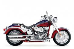 Harley-Davidson Screamin Eagle Fat Boy, 2006