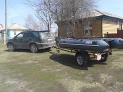 Продам моторную лодку пвх апача 370 2017г